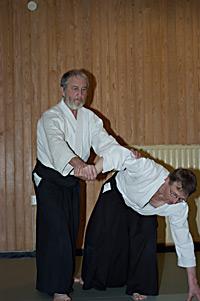 Peter gör en Ikkyo
